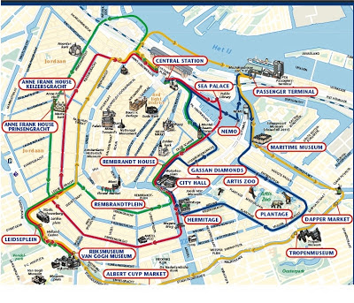 Amsterdam, Bus Turistico Amsterdam, Turismo en Amsterdam, Que ver en Amsterdam en 3 días, que visitar en Amsterdam,