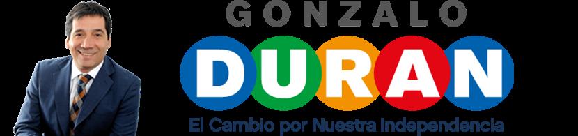 Gonzalo Durán Alcalde de Independencia
