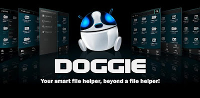 ICS File Explorer Doggie v1.2 Apk