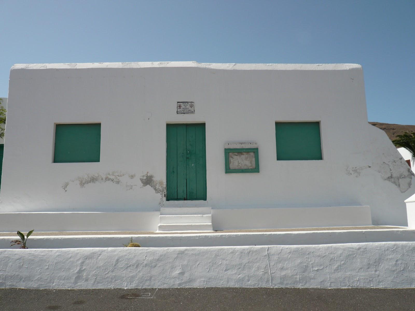 Mycorner arquitectura tradicional de las islas canarias - Las casas canarias lanzarote ...