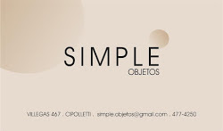 SIMPLE-objetos