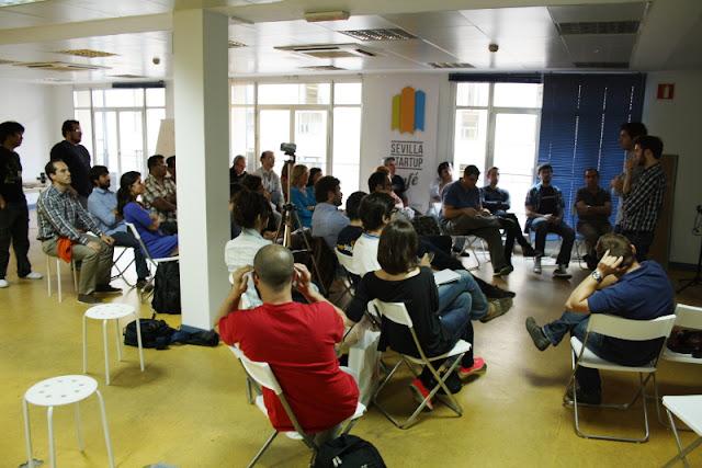 VI Sevilla Startup Café
