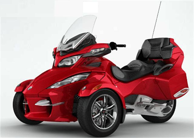 2011 Can Am Spyder Rt S Specifications And Pictures