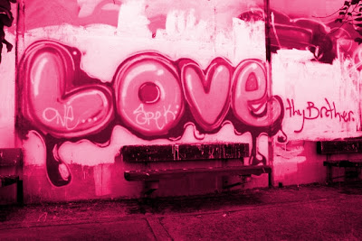 Graffiti Word Love