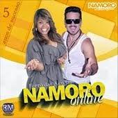 Namoro Online 2015 - CD 05 ANOS NO FORRÓ DAS ANTIGAS