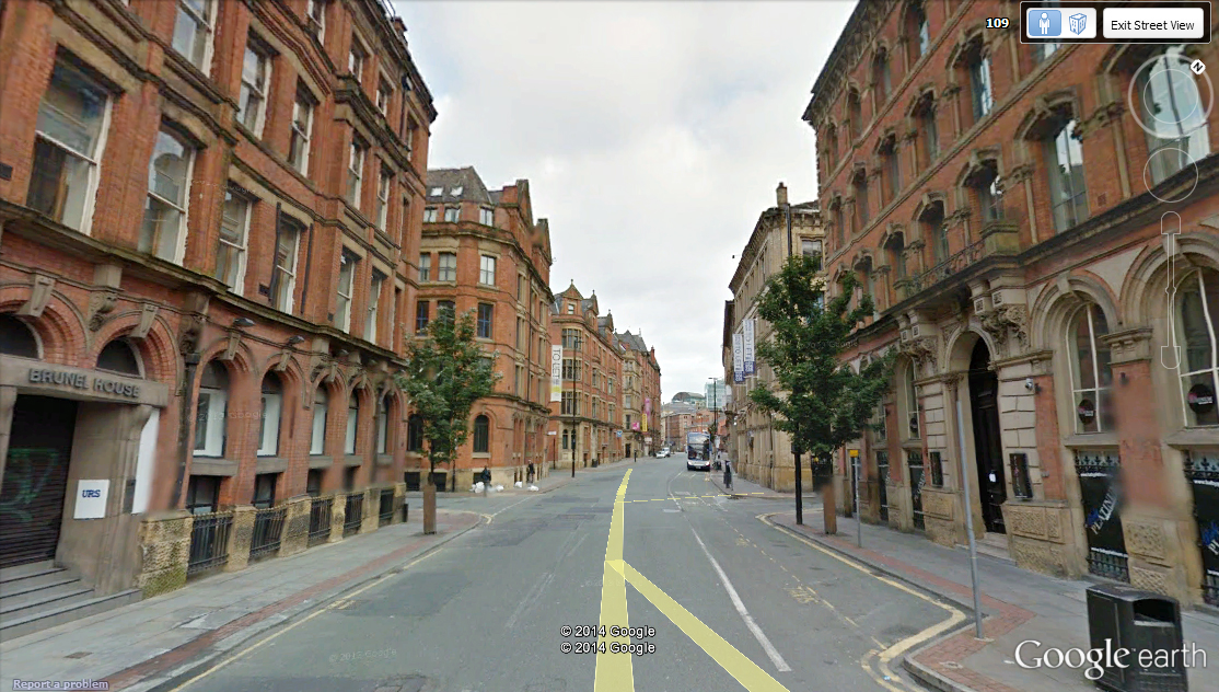 Victorian Buildings In Manchester Explore On Google Street View