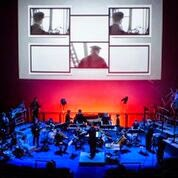 Steve Reich and Beryl Korot Three Tales; Ensemble BPM, dir: Matthew Eberhardt, cond: Nick Sutcliffe; IMAX Cinema, Science Museum