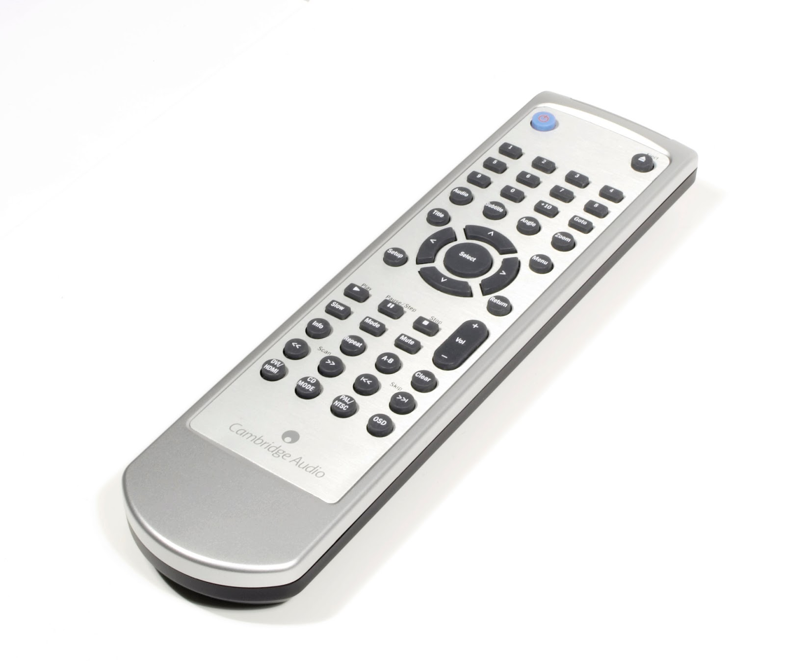 Universal Remote Asaki for DVD.