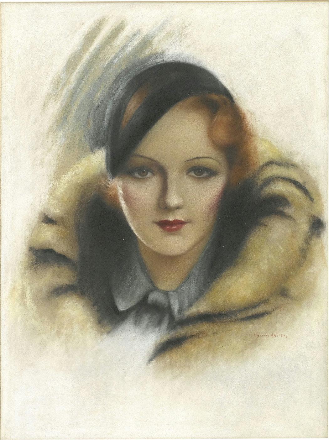 charles sheldon portrait
