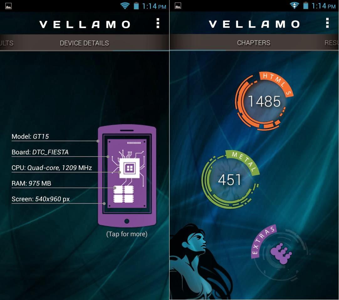 DTC Mobile GT15 Astroid Fiesta Vellamo HTML - 1485