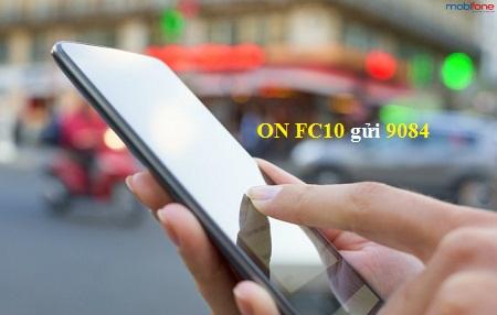 Đăng ký FC10 Fast Connect Mobifone