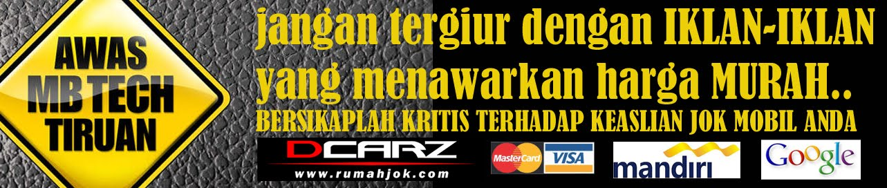 SARUNG JOK MOBIL DCARZ 021-8227931