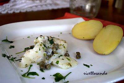 Filetti di pesce cottura dietetica a bagnomaria ricetta light di pesce