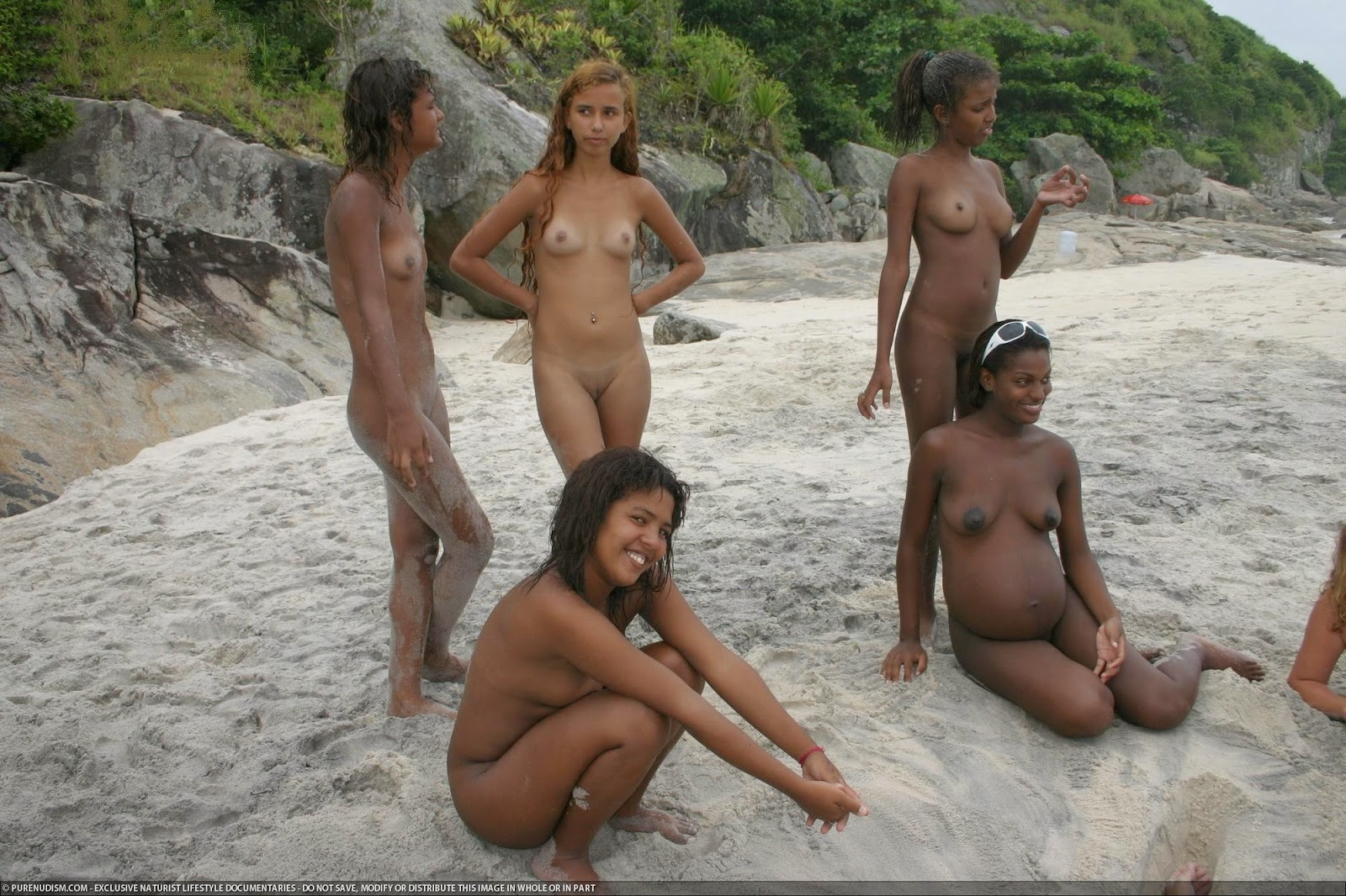 Brasileira Nua Jovem