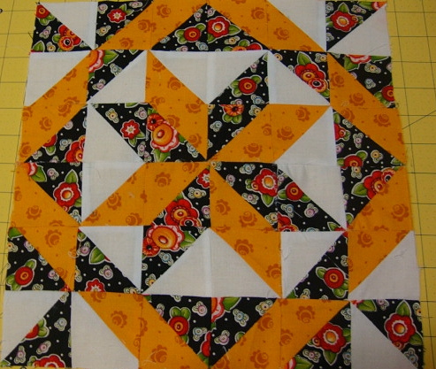 Sisters And Quilters Apple Pie In The Sky Quilt Along Block 9
