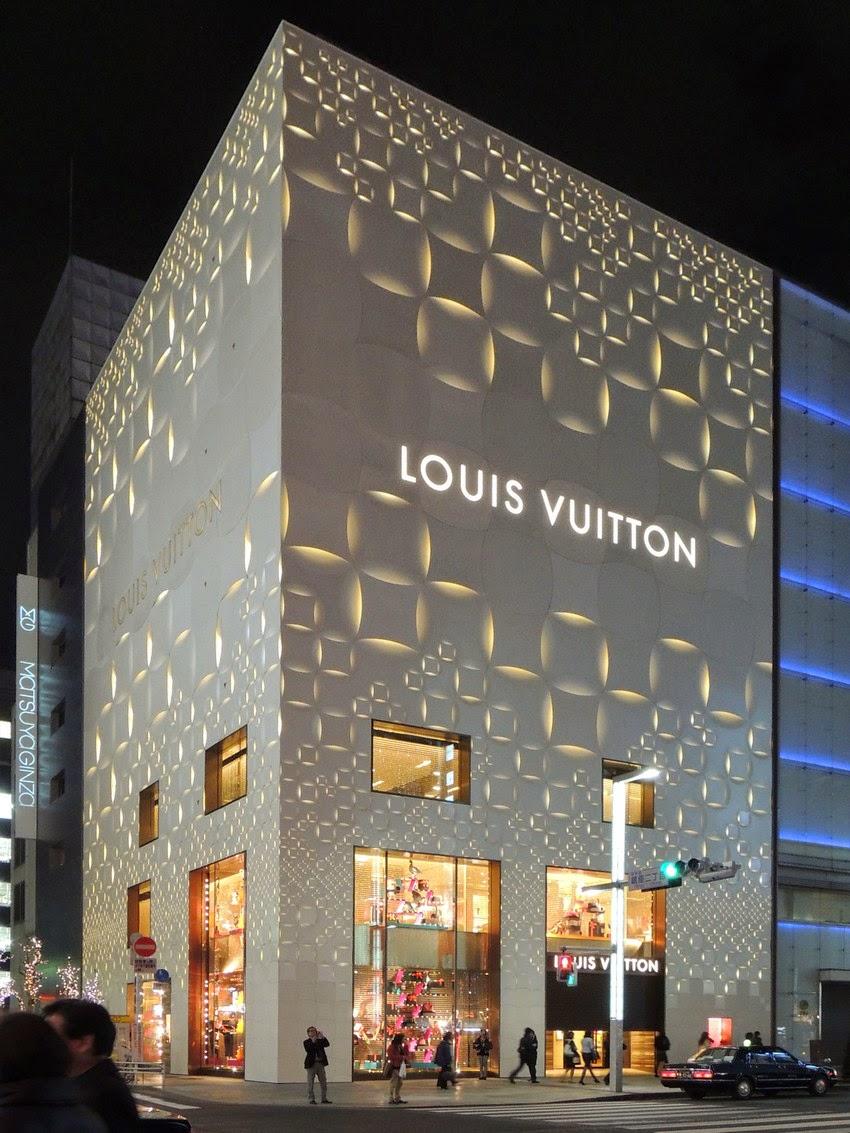 Tiendas Louis Vuitton
