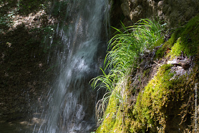 Водопад Ускут
