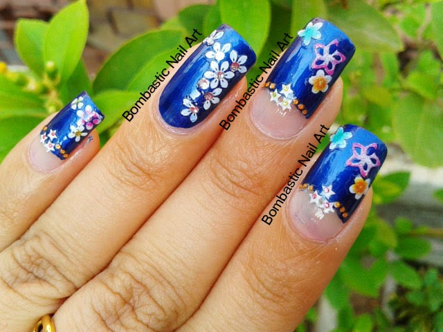 Moon Manicure Stickers