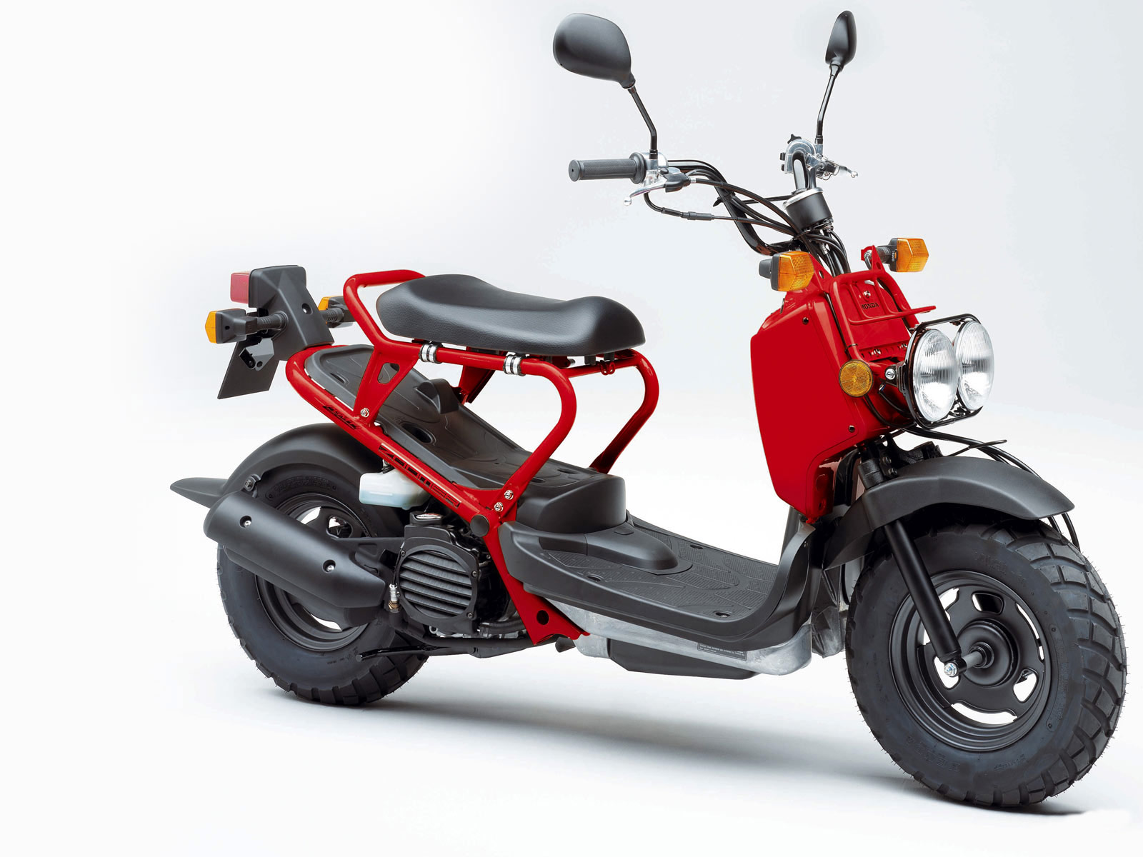 2005 Honda Zoomer Scooter Pictures Accident Lawyers Info