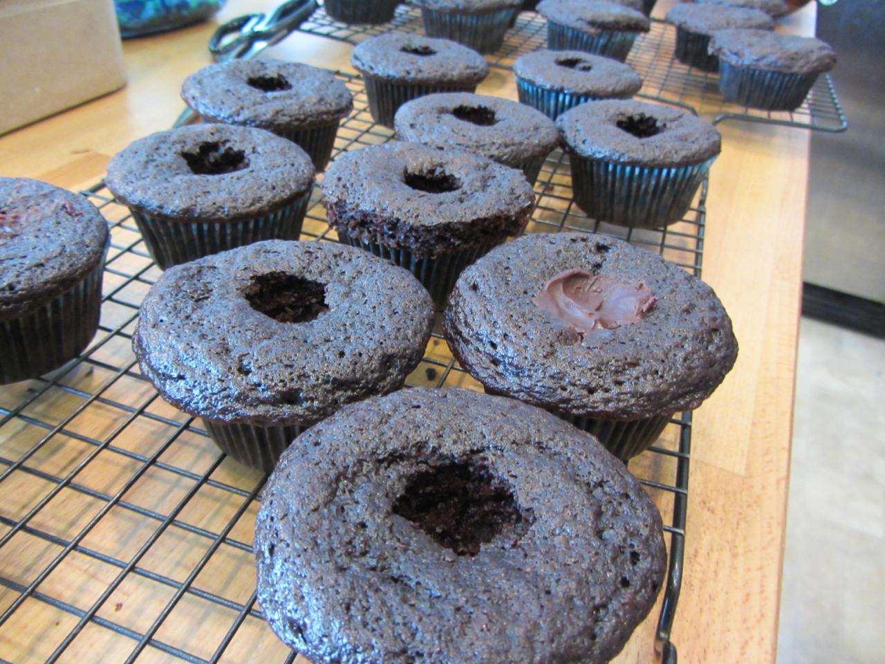 Jack Daniels Cupcakes Using Cake Mix
