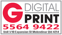 THANKS TO G DIGITAL PRINT