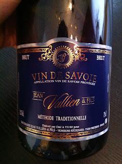 Vullien winery, Vullien, Savoie (France)