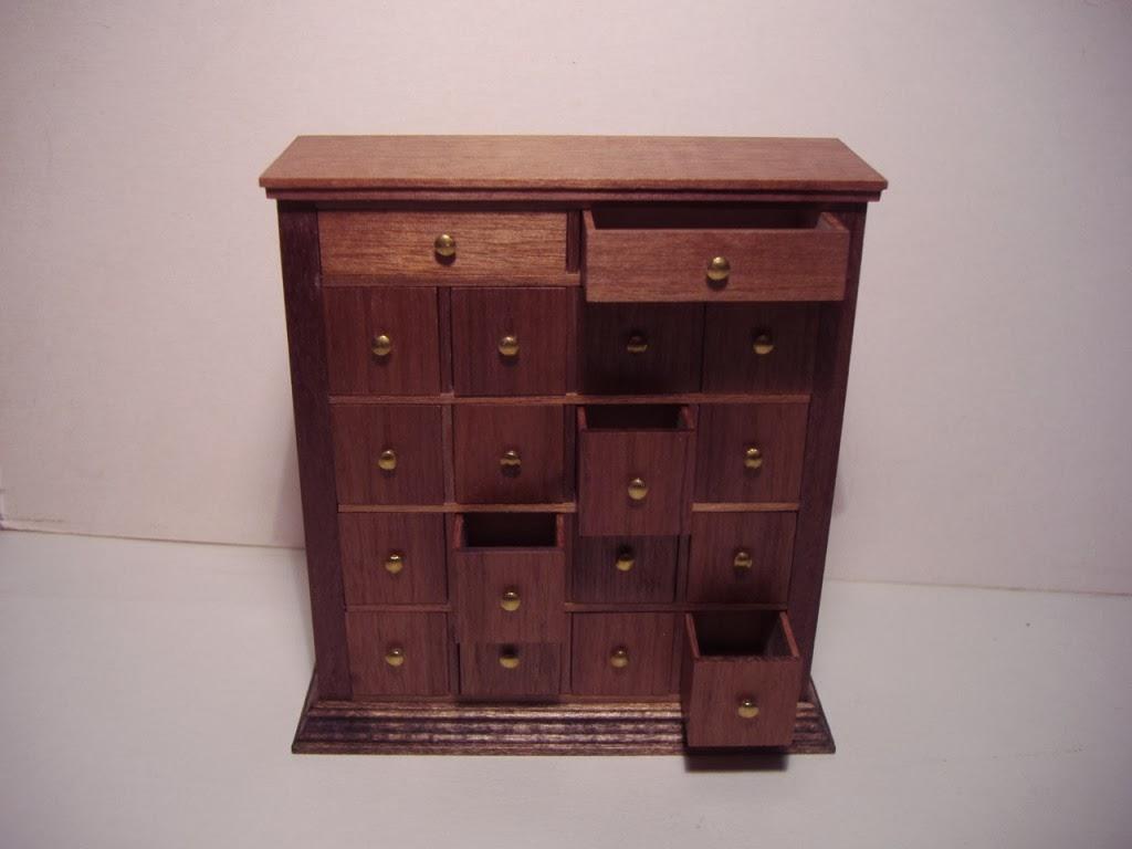 Miniaturasmjose mueble de cajones - Muebles jose maria ...