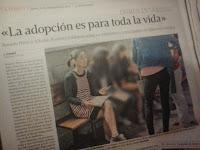 Padres de Asunta, niña asesinada en Santiago