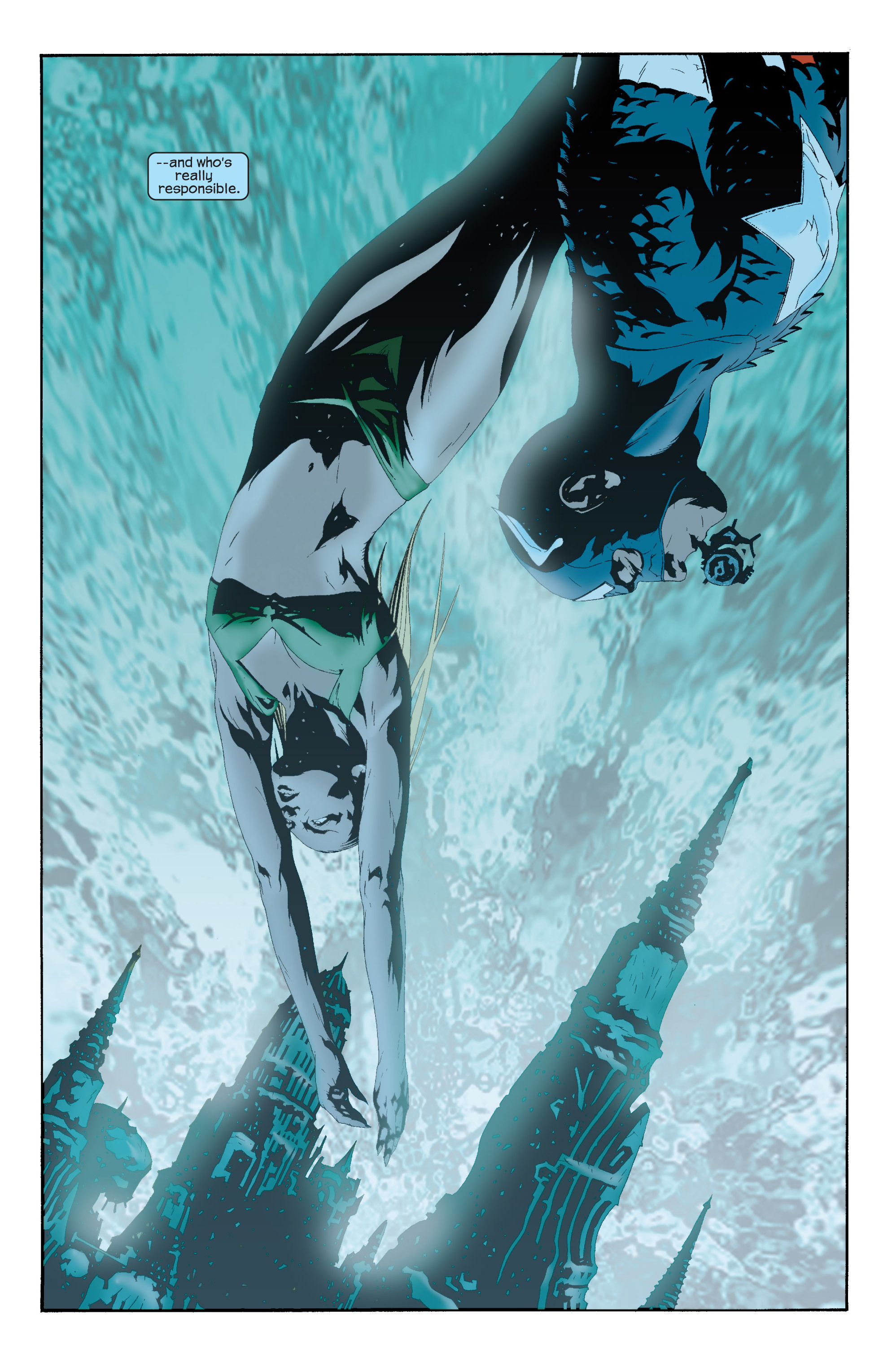 Captain America (2002) Issue #15 #16 - English 5