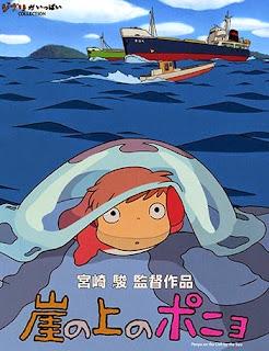 assistir - Ponyo - Uma Amizade que Veio do Mar Dublado - online