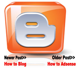 How to modify blogger page navigation