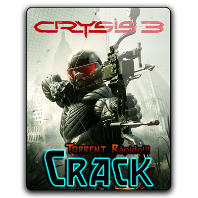 Download da Capa do Crack Para o Game Crysis 3 PC BY Torrent Rápido!!!