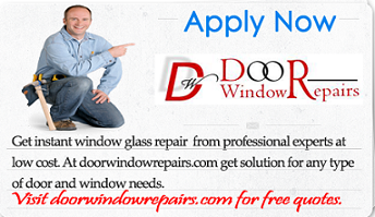 Apply For Window Glass Repair