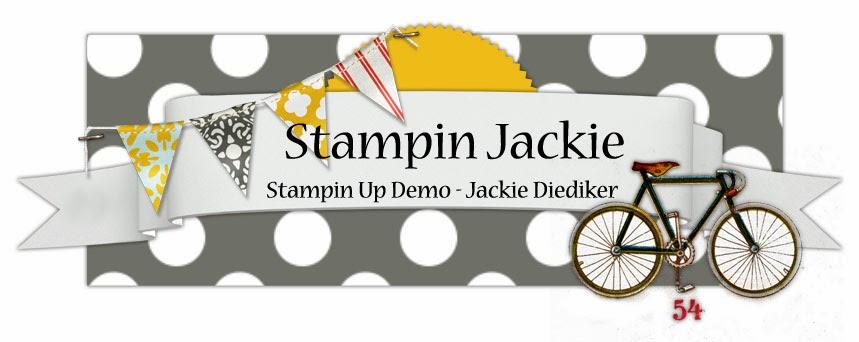Stampin Jackie