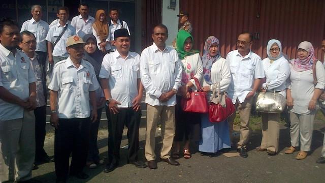 Ketua DPC Gerindra Kabupaten Pemalang di Goyang, Siap Lakukan Tuntutan Balik