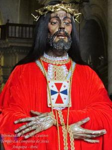 Febrero 23 - Jesús Cautivo - Templo La Compañía de Jesús