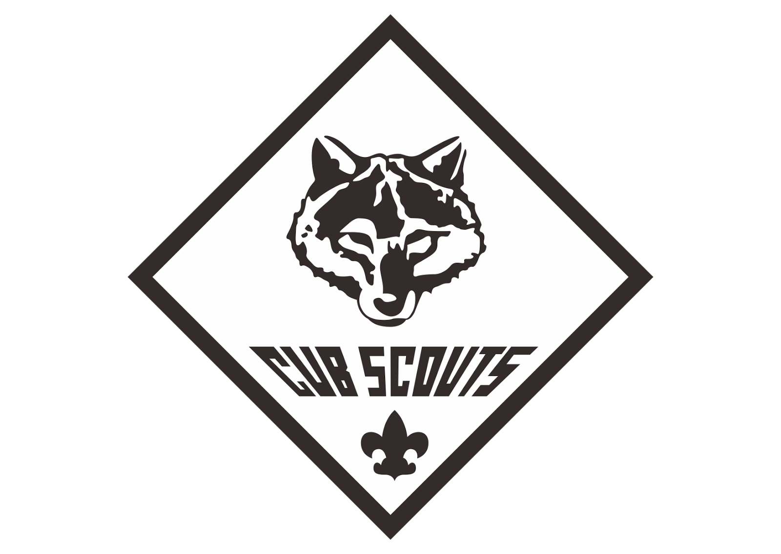 cub scouts logo vector   format cdr  ai  eps  svg  pdf  png boy scout vector free download boy scout logo vector