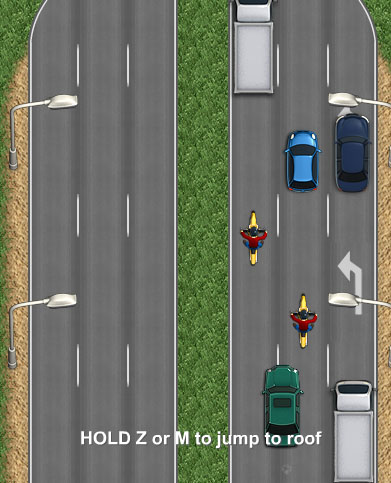 Freeway Fury 2 - Os Melhores games Online