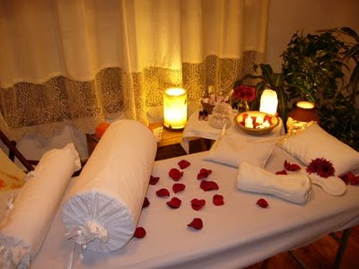 asombroso sala de masaje experiencia de novia