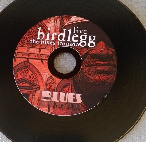 BIRDLEGG The Blues Tornado - Live