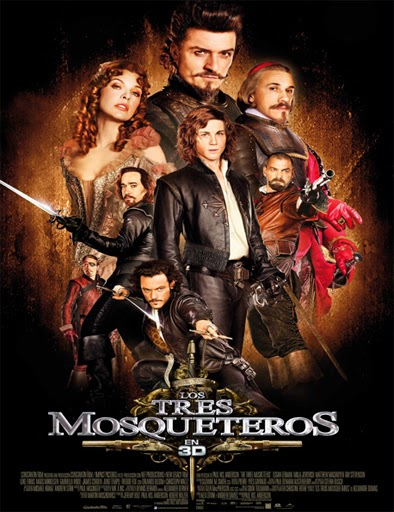 Los tres mosqueteros (The Three Musketeers) (2011)