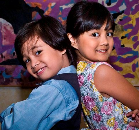 Meet and Greet 'Little Champ' Child Stars JB Agustin and Sofia Millares this March 31 (Easter Sunday)