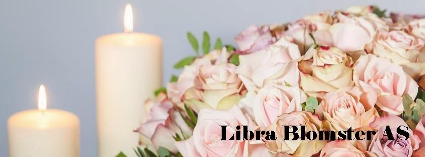 Libra Blomster