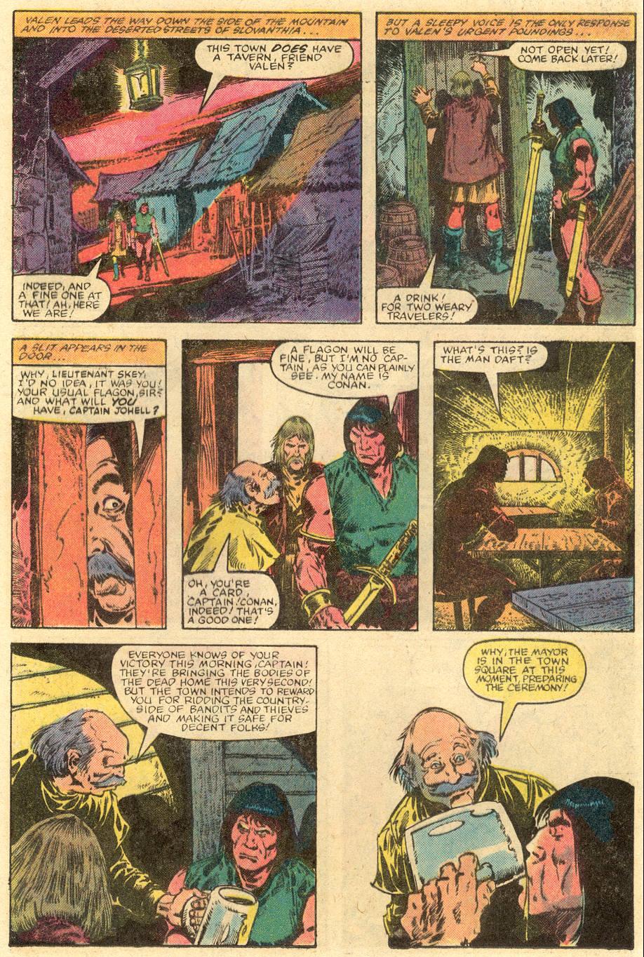 Conan the Barbarian (1970) Issue #143 #155 - English 12