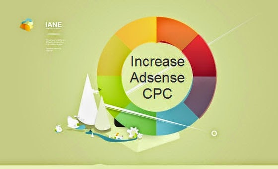 How To Easily Increase Adsense CPC