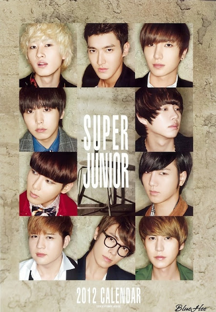 foto terbaru super junior