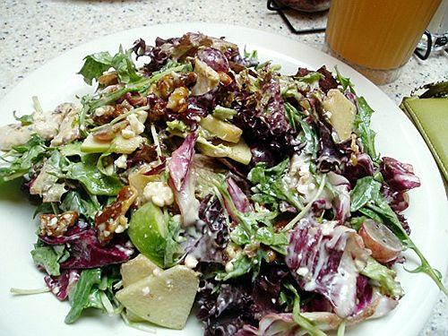 California Pizza Kitchen Copycat Recipes Waldorf Salad