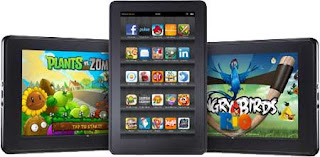 Kindle Fire Specification Details