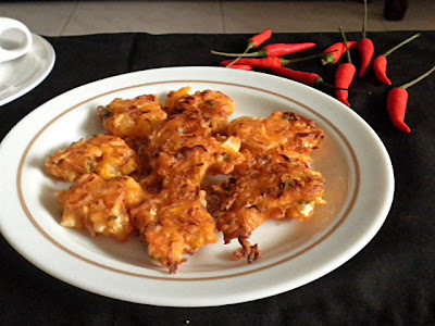 Cabbage Fritters Gluten Free