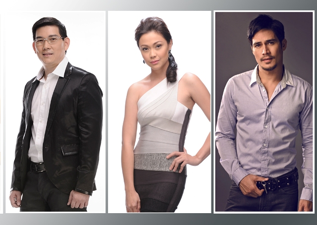 ABS-CBN's biggest stars fly to Davao for the Kadayawan Festival for